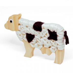 Alinhavo Vaca Dolores
