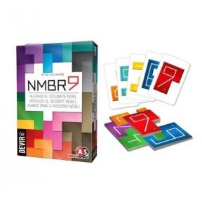Jogo NMBR9 Devir