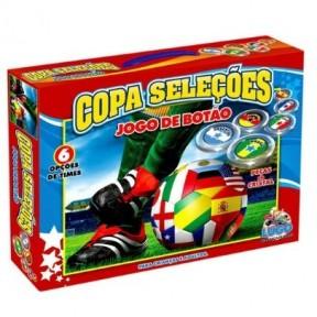 Jogo de Botão - Copa Seleções