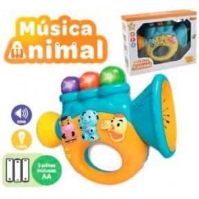 Corneta Animal - ZP00306