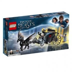 Lego A Fuga de Grindelwald - 132 Peças - 75951