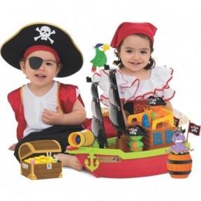 Barco Aventura Pirata Mercotoys