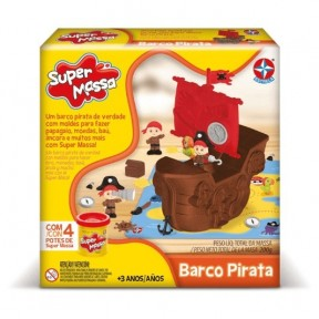 Super Massa Barco Pirata