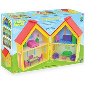 Casinha Yellow Home