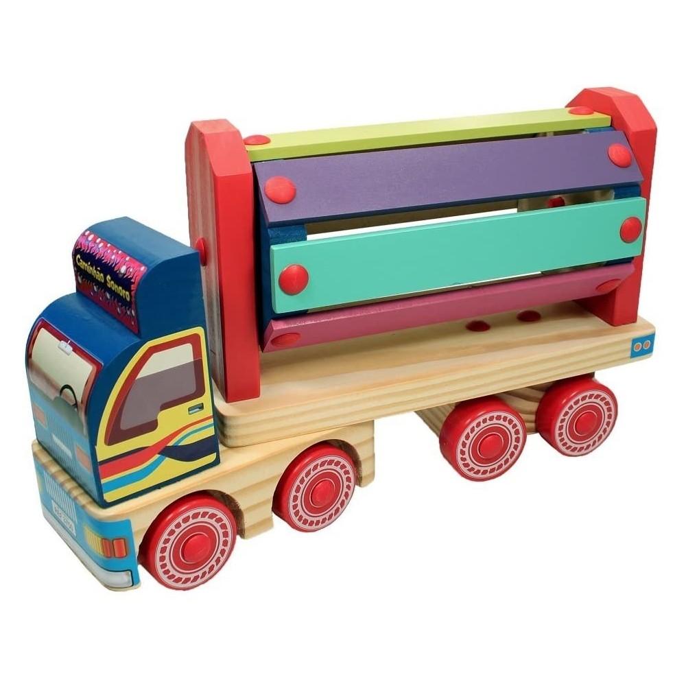 Caminhão Sonoro