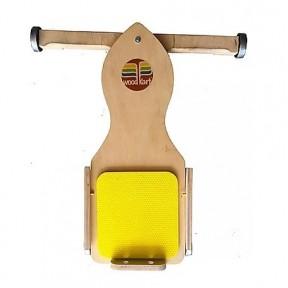 Woodkart - Carrinho de Rolimã