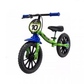 Bicicleta Balance Bike Masculina Nathor