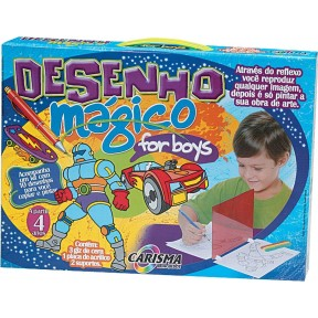 Desenho Magico For Boys