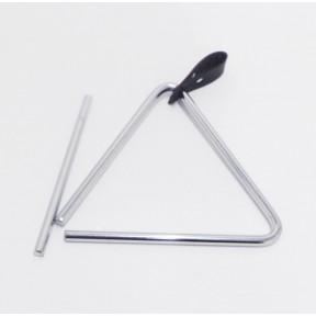 Triângulo de 15x15x15 cm com Baqueta