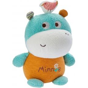 Pelúcia Metoo Bebê Hipopótamo