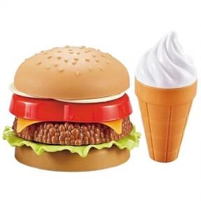 Mini Chef Fast Food Sorvetinho