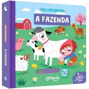 Meu Livro Animado A Fazenda