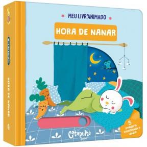 Meu Livro Animado Hora de Nanar