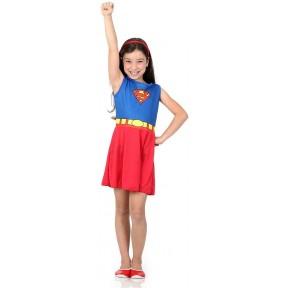Fantasia Super Mulher Pop M