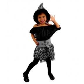 Fantasia Bruxa Infantil P
