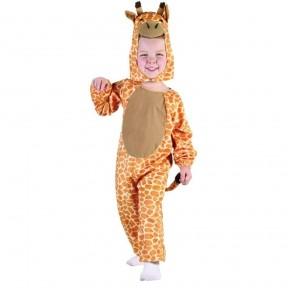 Fantasia Girafa PP 1 a 2 Anos