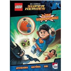 Lego A Liga Sobrenatural