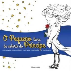 O Pequeno Príncipe, Livro Colorir