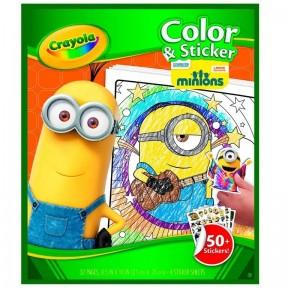 Livro para Colorir - Minions