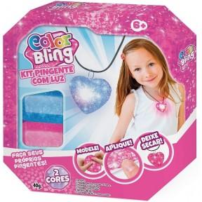 Color Bling - Kit Pingente com Luz