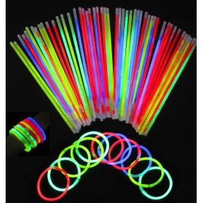 Pulseira Neon com 100 unidades