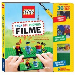 Faça seu próprio filme LEGO