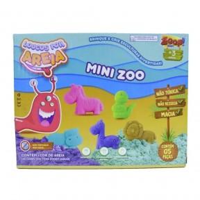 Loucos por Areia - Mini Zoo ZP00713