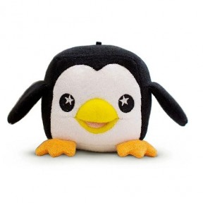 Esponja de banho - Pinguim