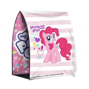 "Kit acampamento ""My Little Poney"" - Tenda core Pinkie Pie"