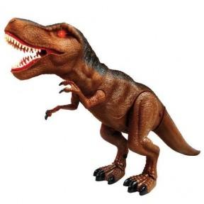 Mighty Megasaur Super T-Rex Movimentos Som E Luz
